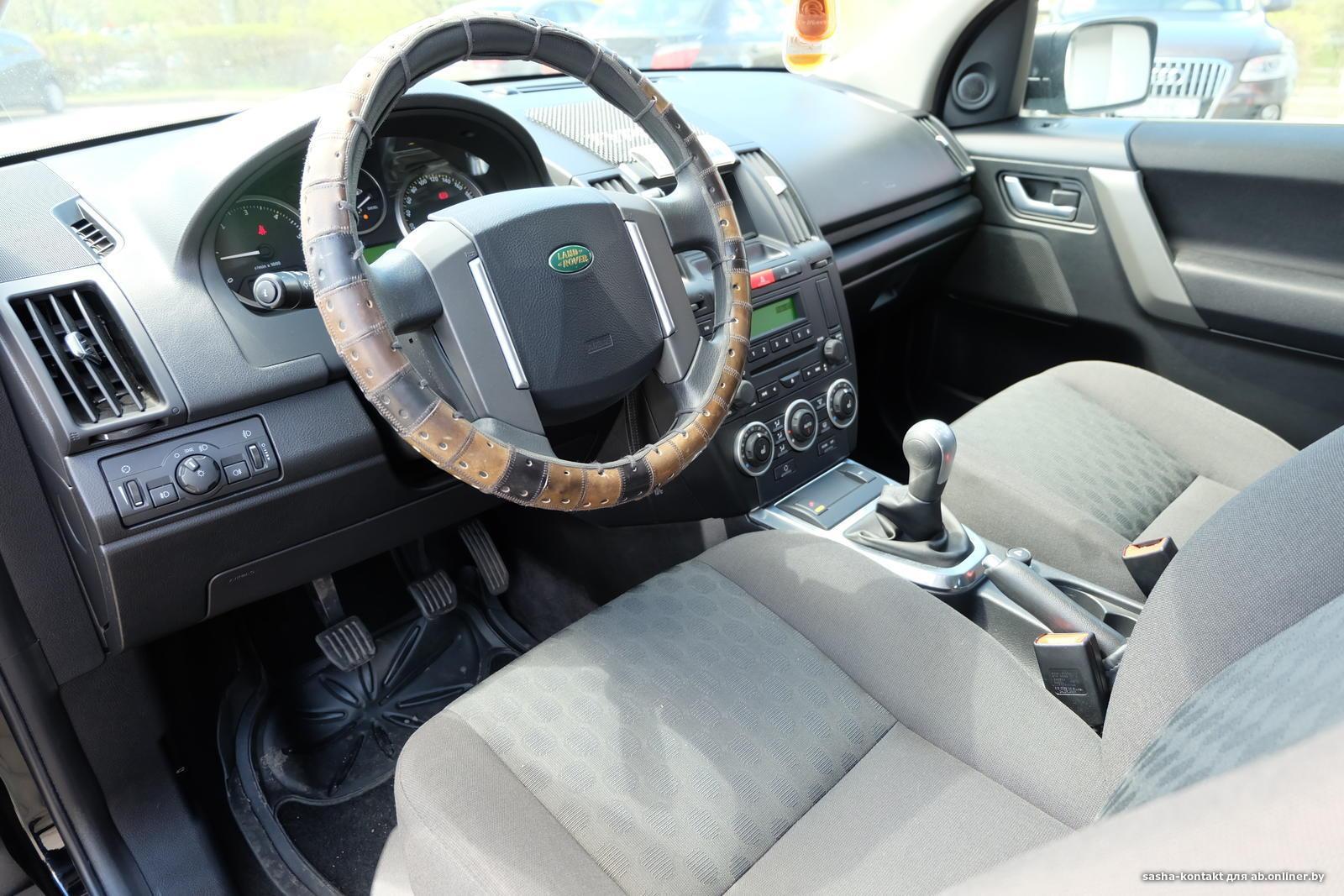 Land Rover Freelander 2 TD4