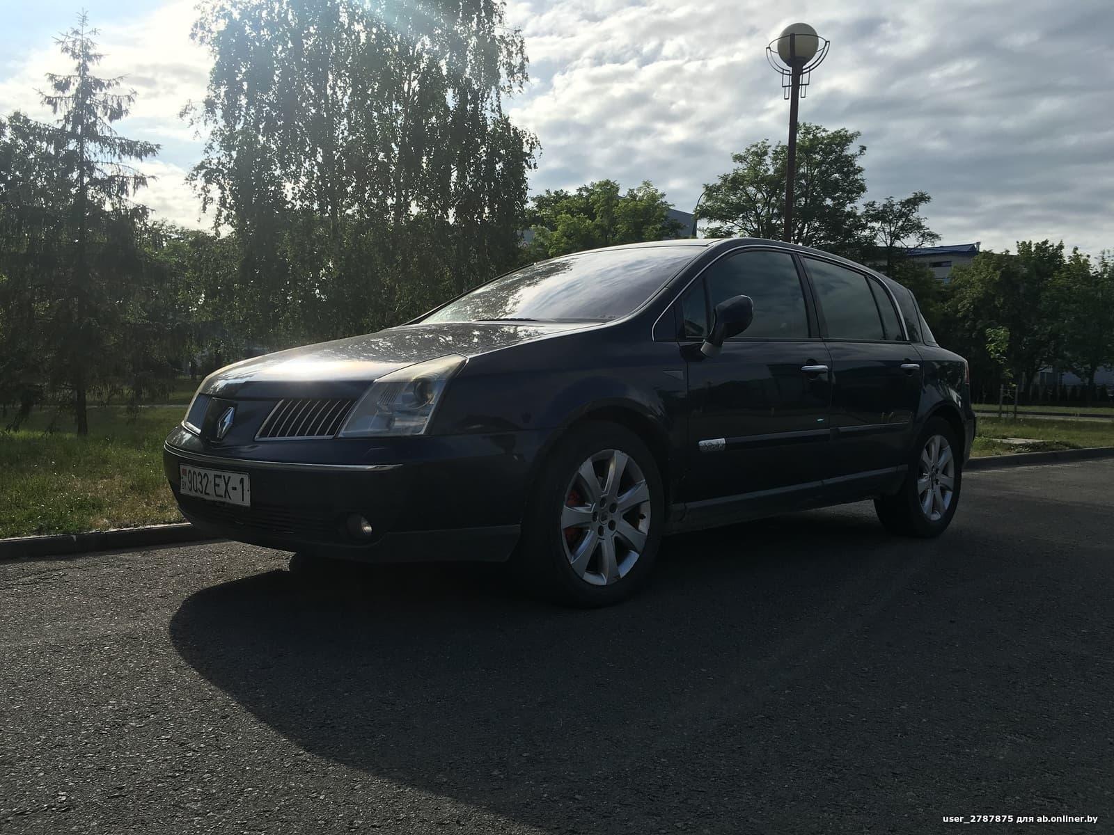 Renault Vel Satis Initiale