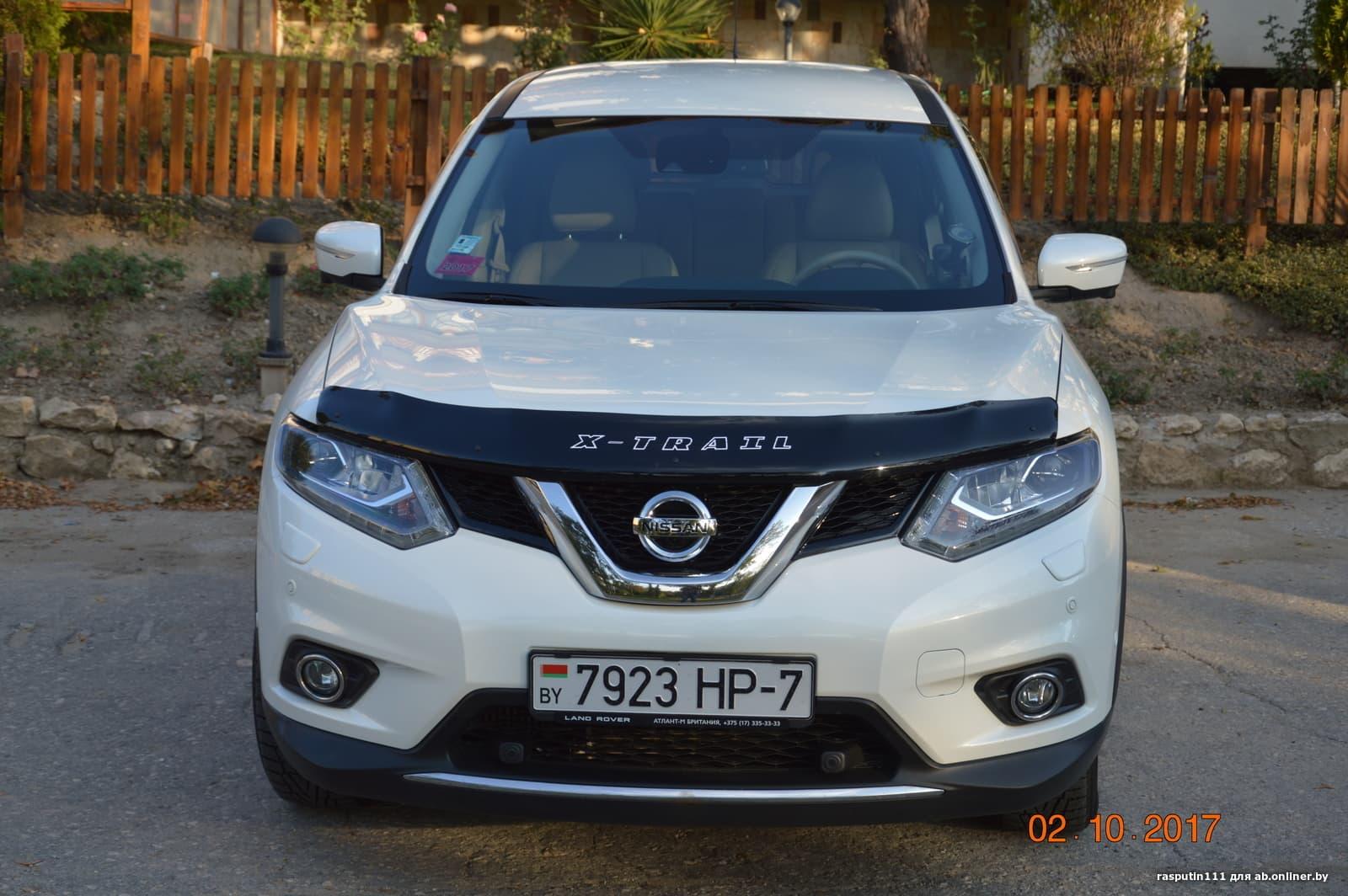 Nissan X-Trail LE +
