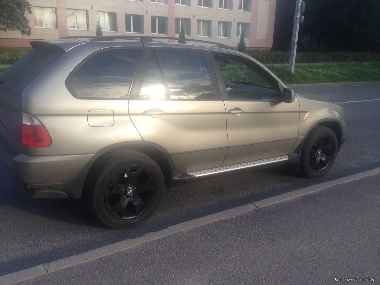 BMW X5 Рест(СРОЧНО)