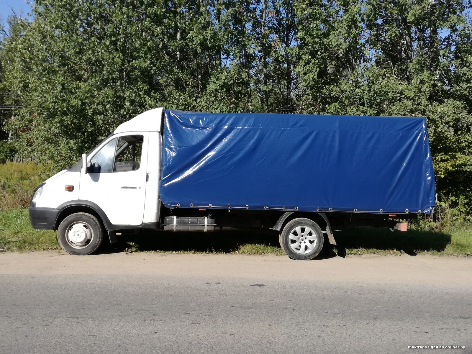 ГАЗ 31022 удлинённая база