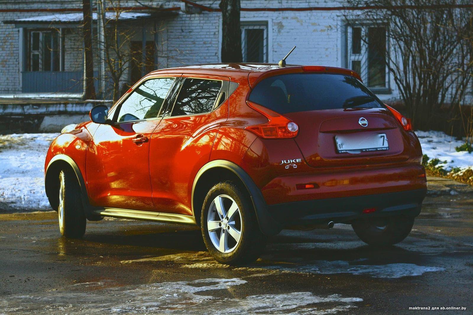 Nissan Juke ЛЮКС