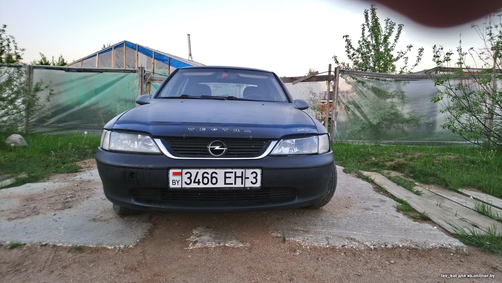 Opel Vectra 1.7isyzy