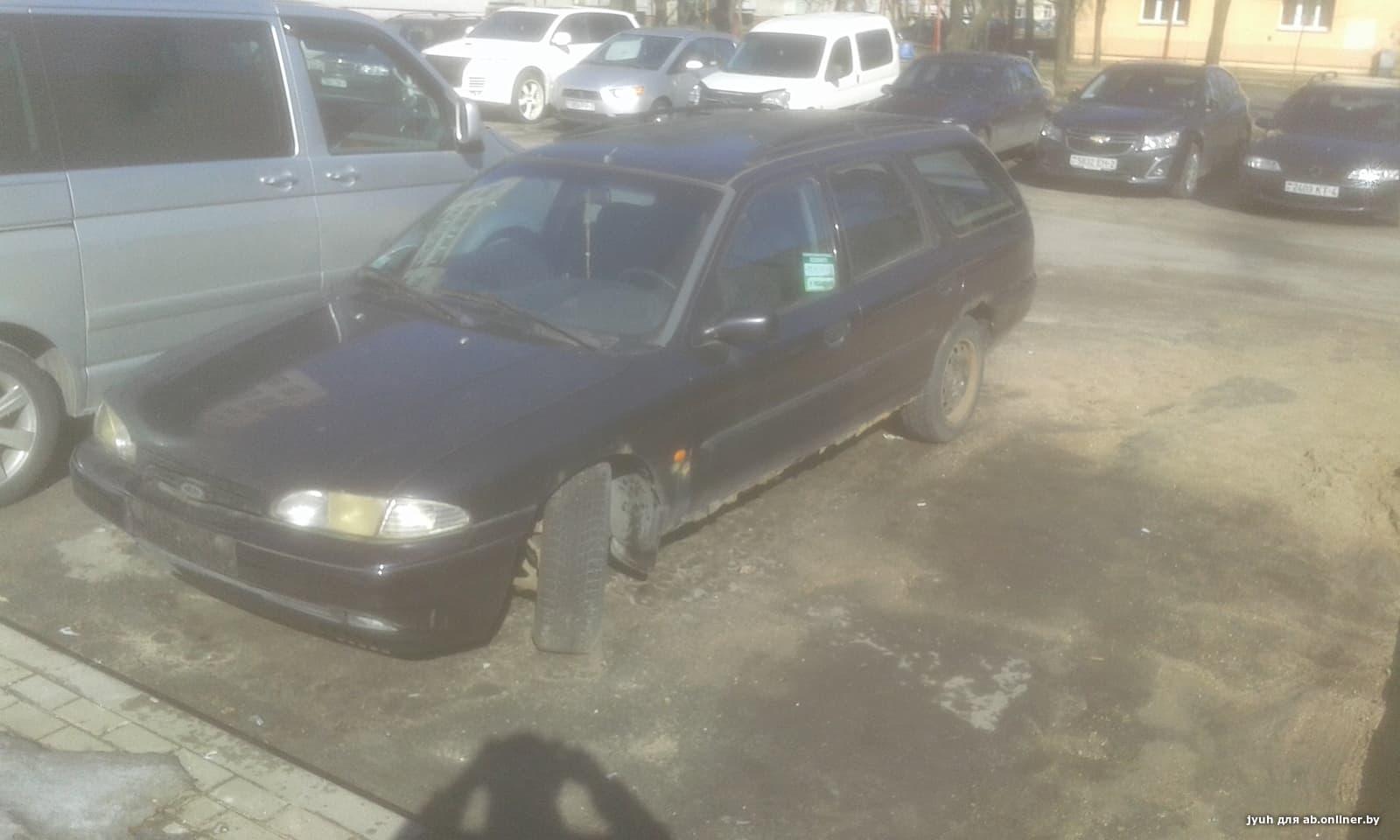 Ford Mondeo zetec