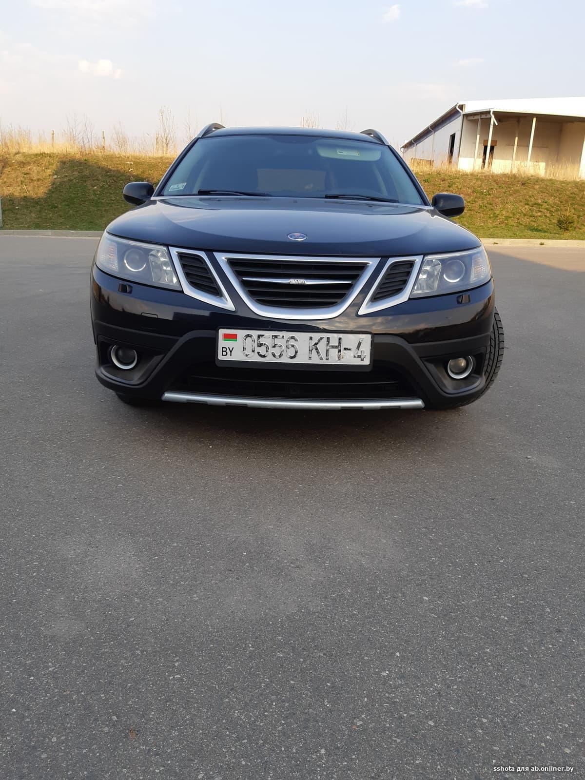 Saab 9 - 3 9-3X XWD