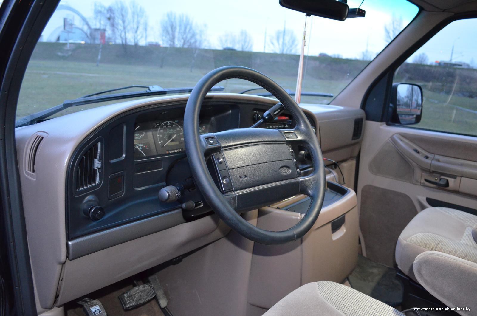 Ford Econoline E350 club wagon