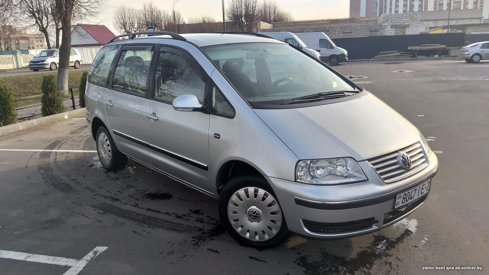 Volkswagen Sharan AUY