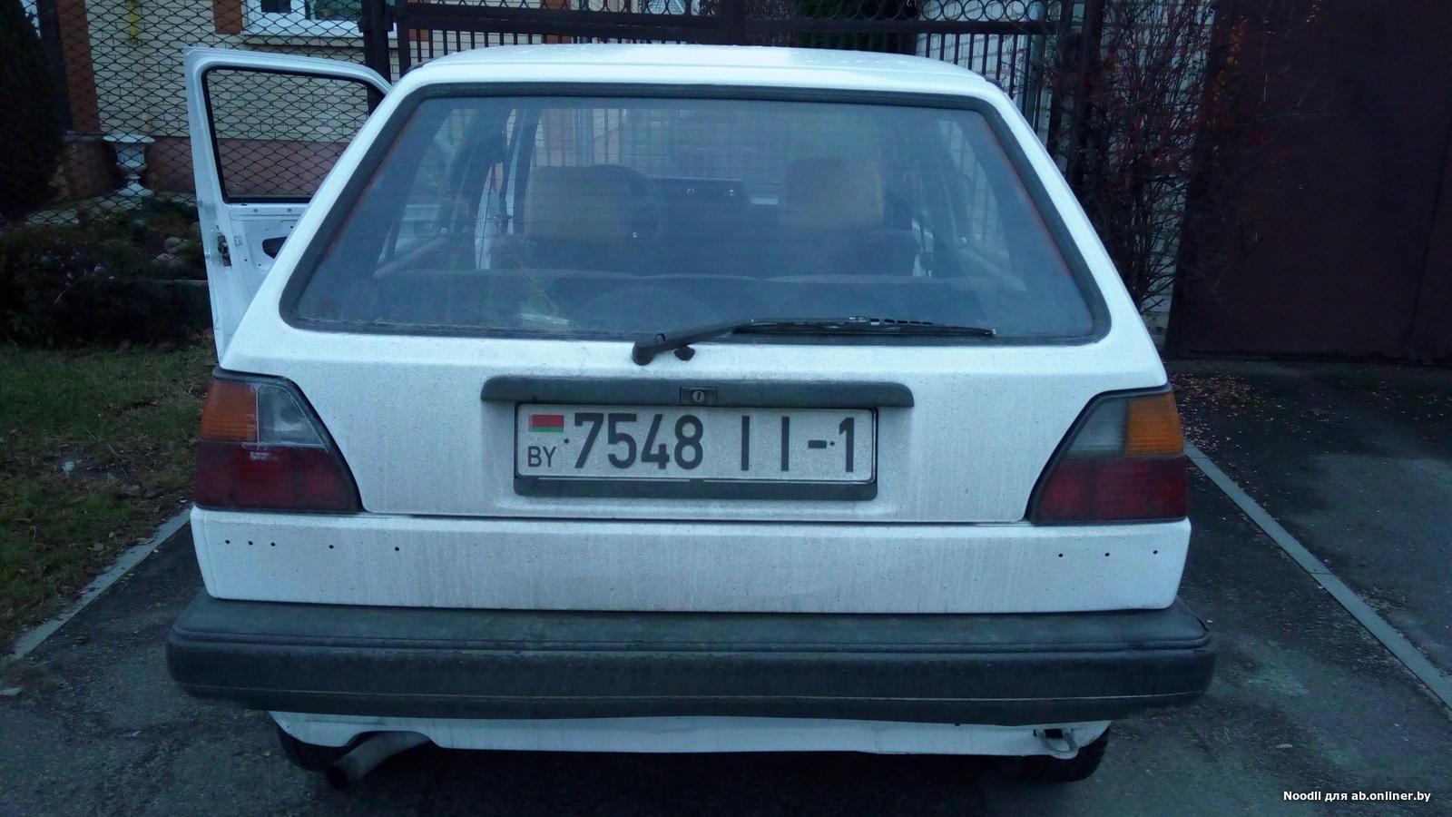 Volkswagen Golf + мои 300$