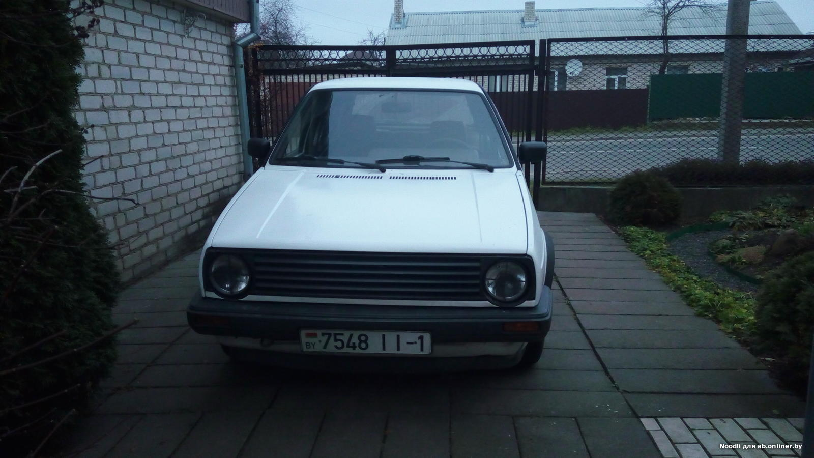 Volkswagen Golf + мои 300$