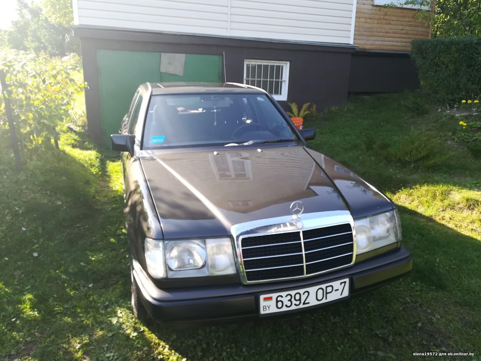 Mercedes E200 w124
