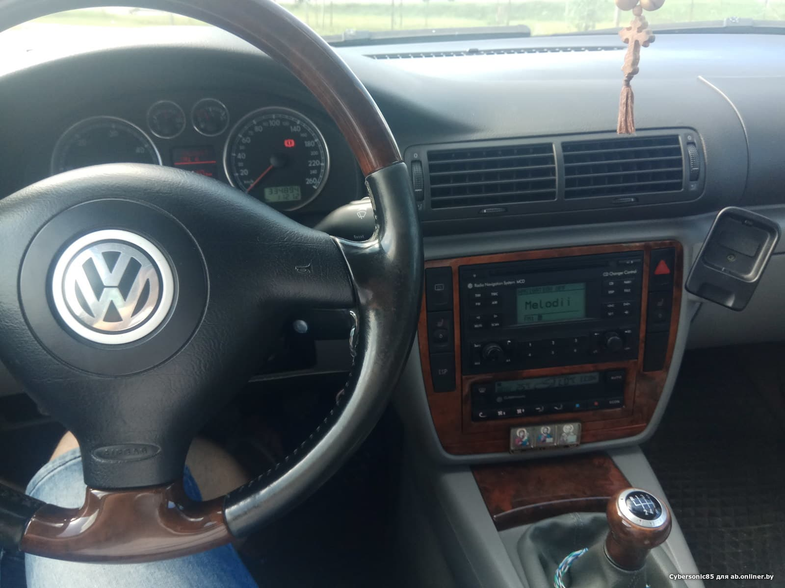 Volkswagen Passat B5 GP Highline 4 motion