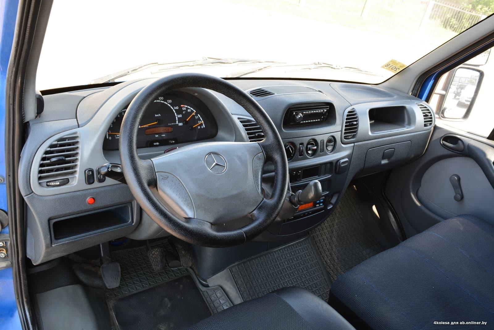Mercedes-Benz Sprinter MAXI