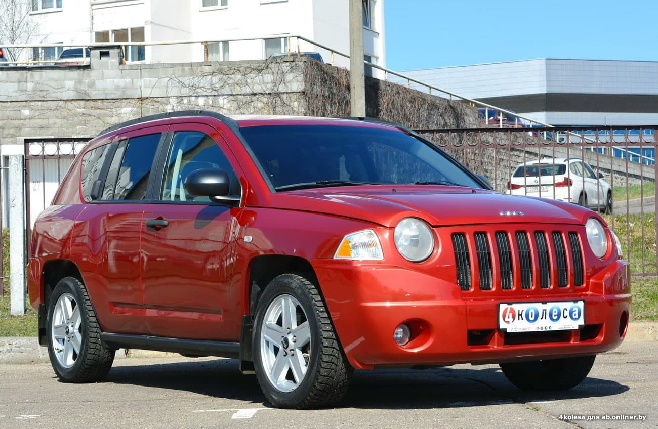 Jeep Compass 4WD