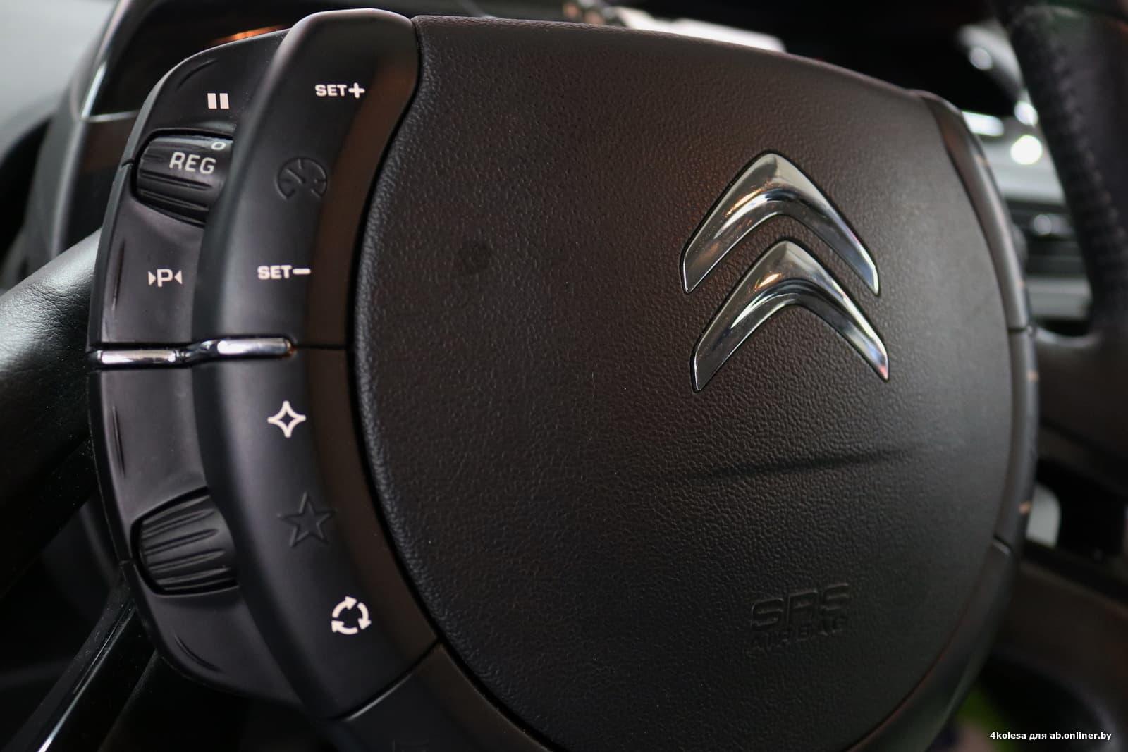 Citroen C4 Grand Picasso Exclusive