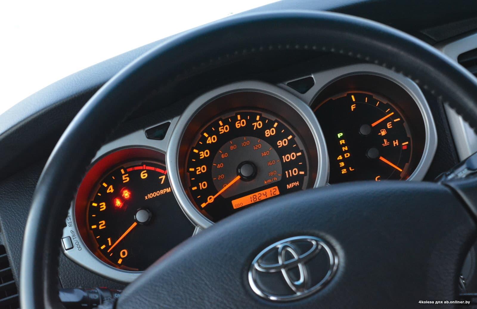 Toyota 4Runner 4WD