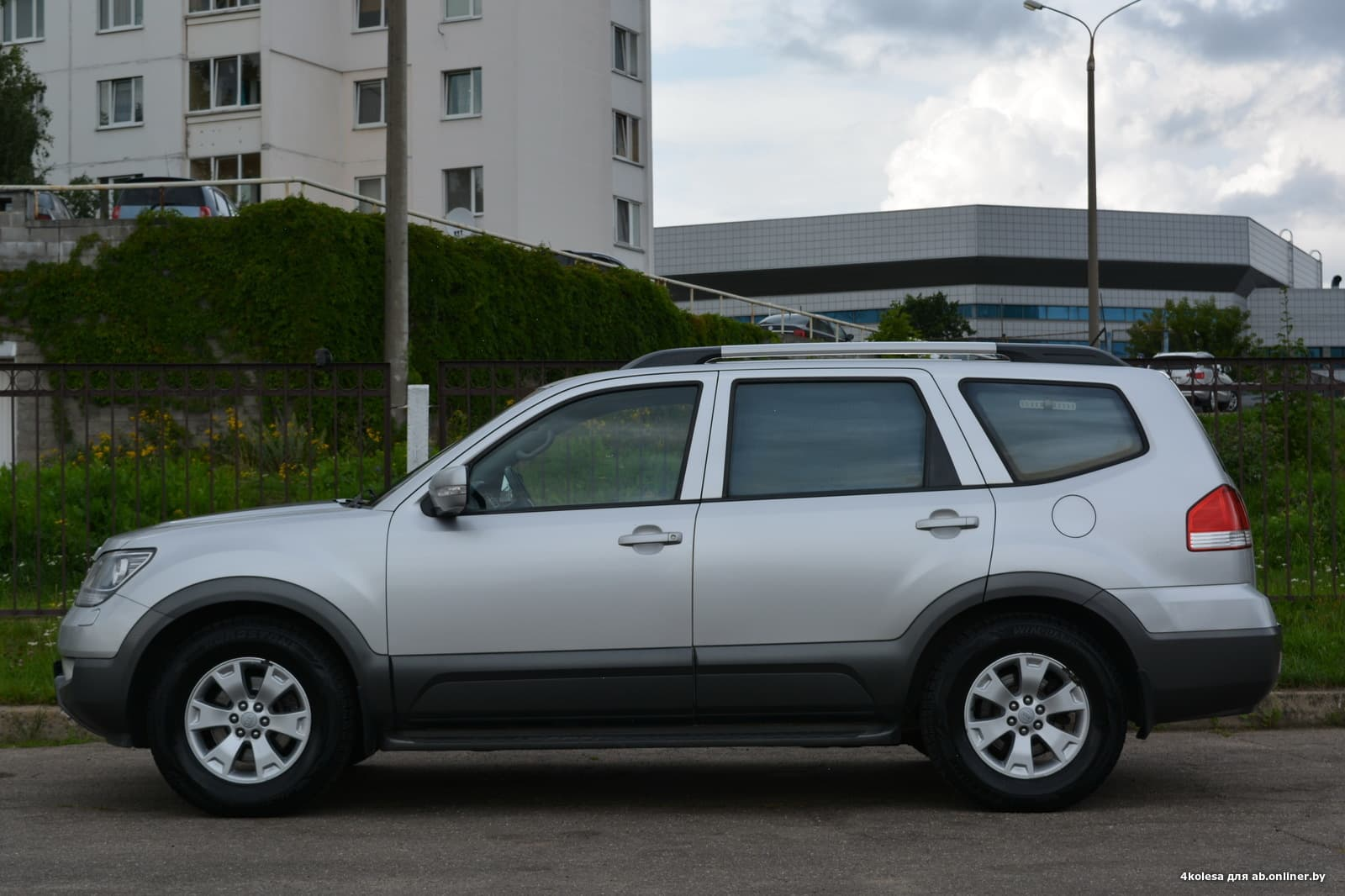 Kia Mohave 3.0D 4WD