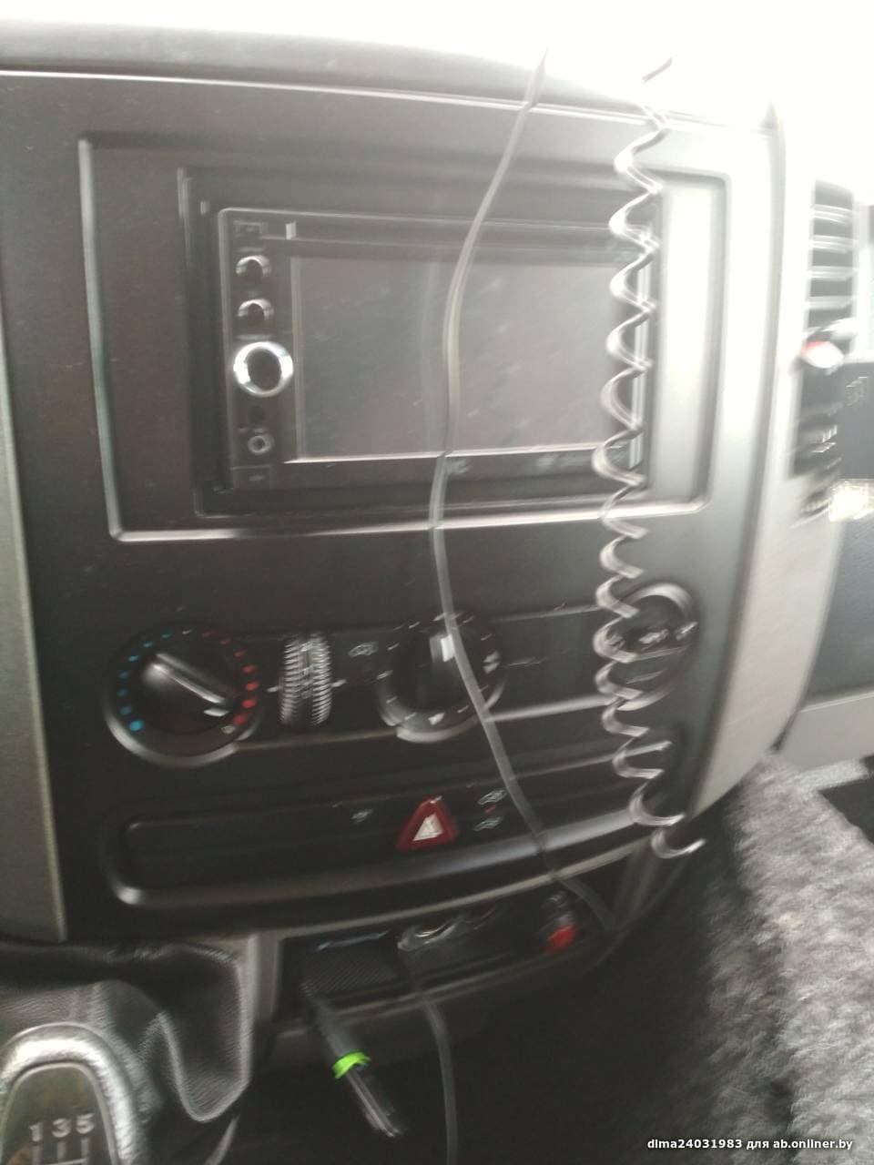 Volkswagen Crafter 2.5TDI