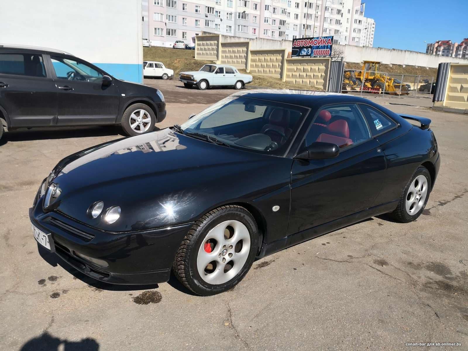 Alfa Romeo GTV 2.0 TB
