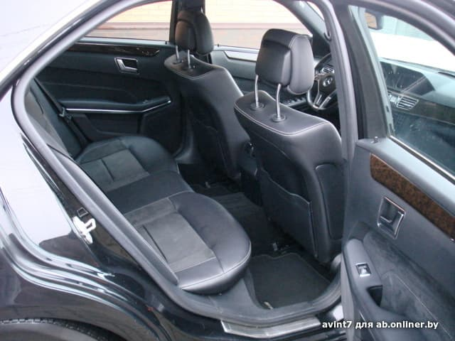 Mercedes E200 AMG