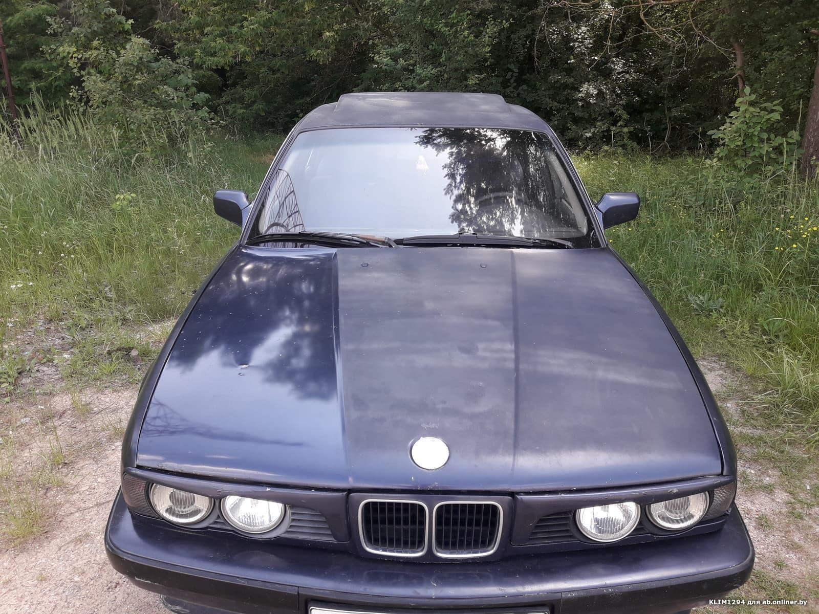 BMW 525 Е34