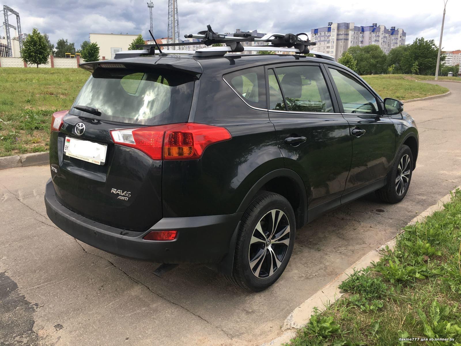 Toyota RAV4 2.0 4x4 AT