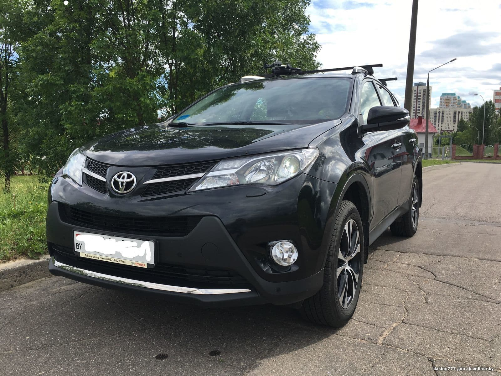 Toyota RAV4 2.0 4x4 AT