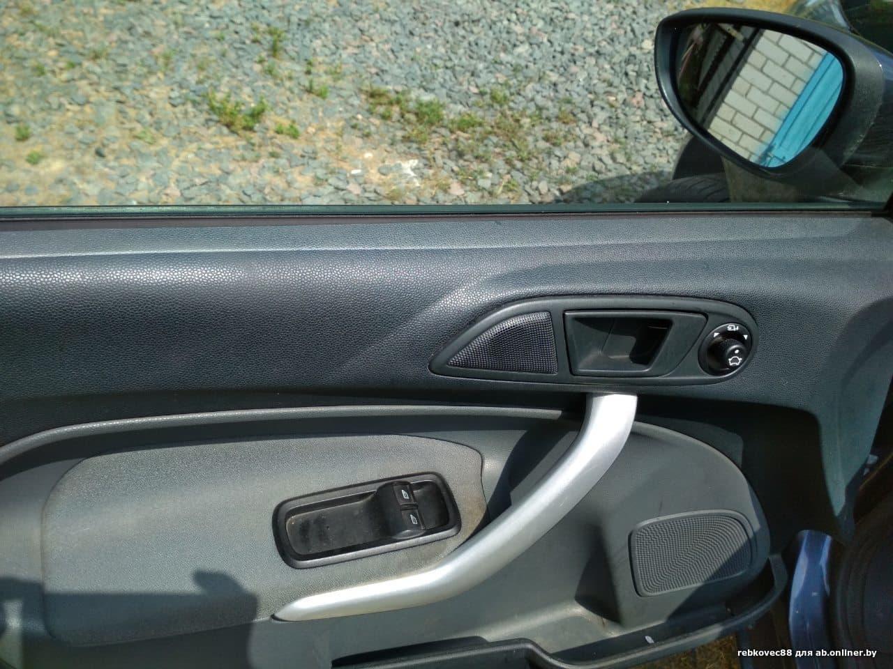 Ford Fiesta МК6