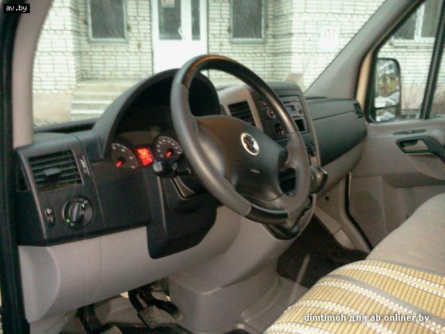 Volkswagen Crafter XXL 8+1