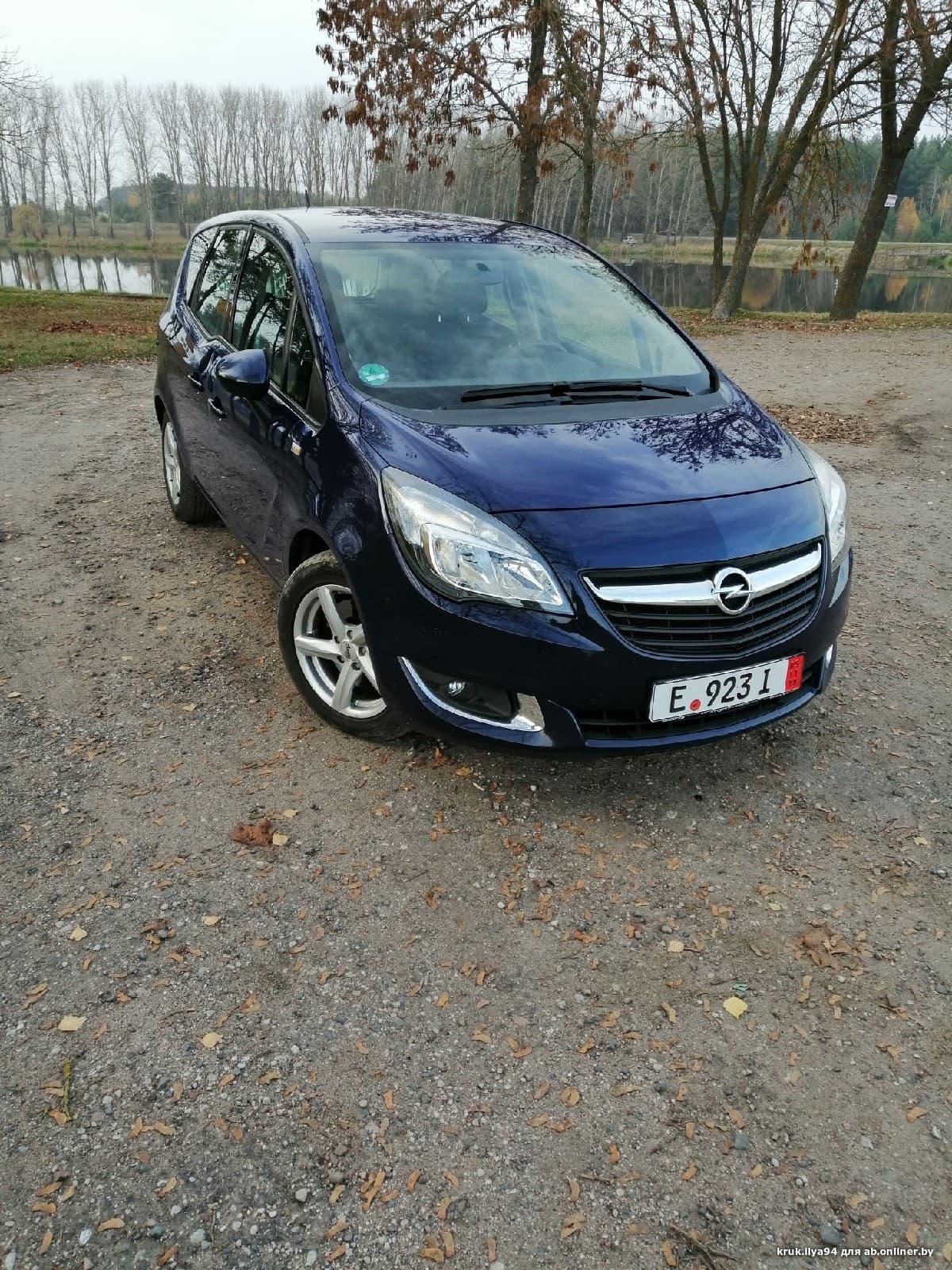 Opel Meriva 1.6 ECOTEC
