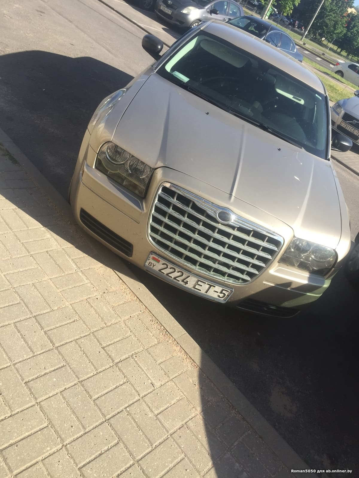 Chrysler 300 Rest