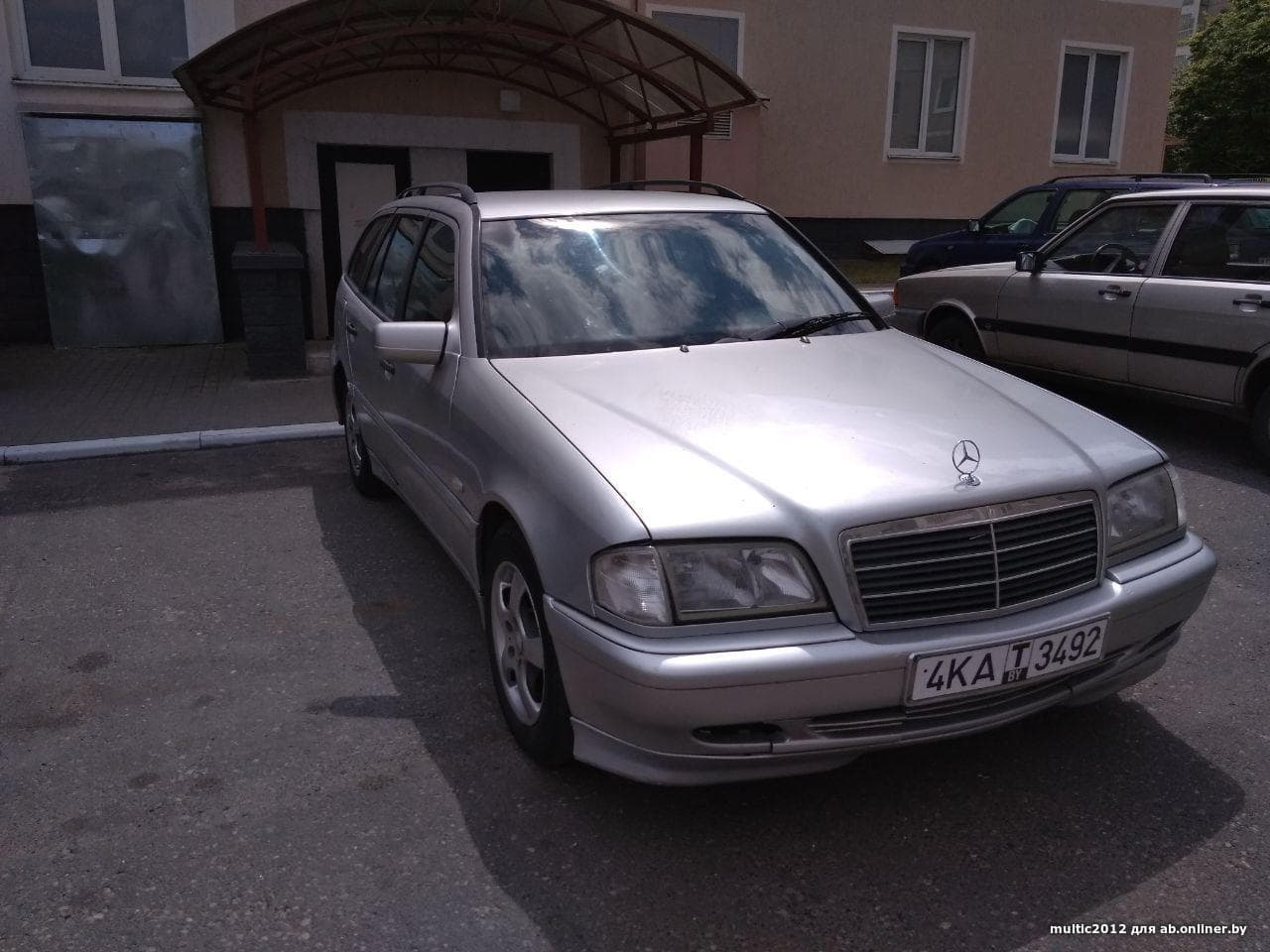 Mercedes-Benz C220 classic