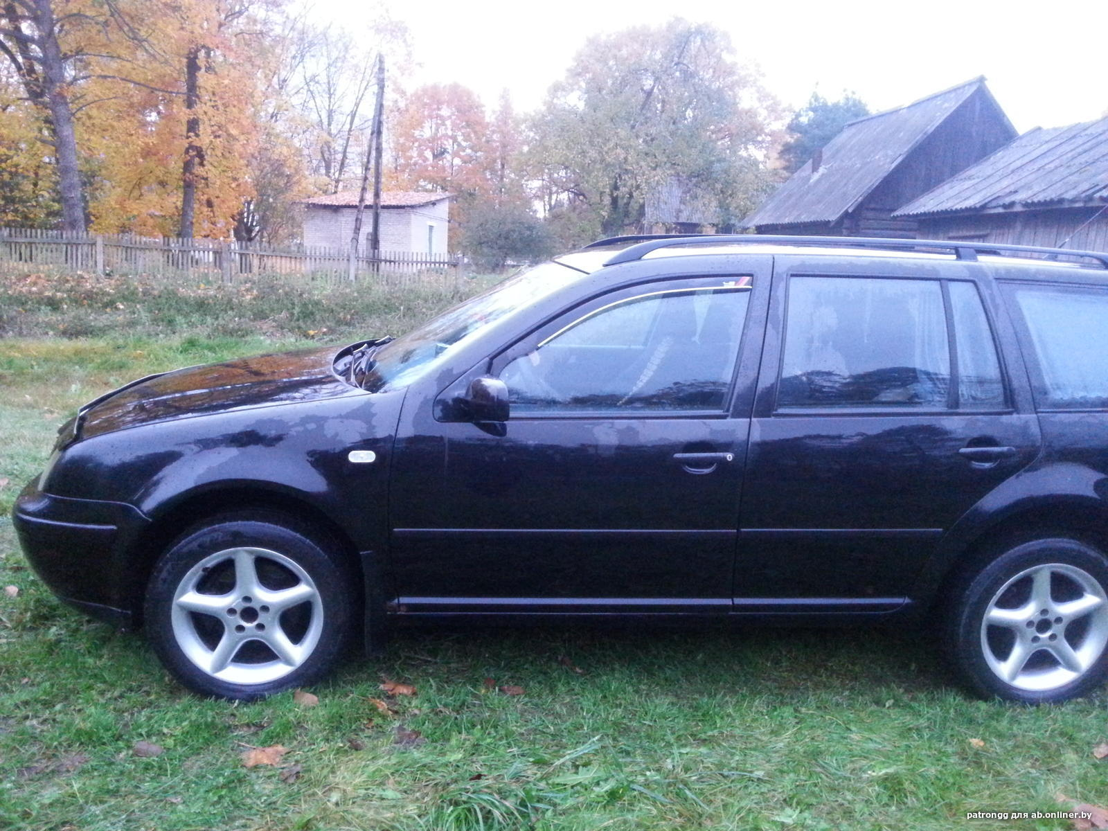 Volkswagen Bora tdi 6мкпп
