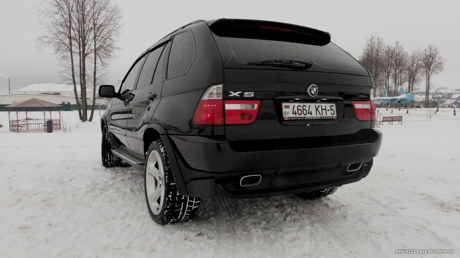 BMW X5 is SPORT