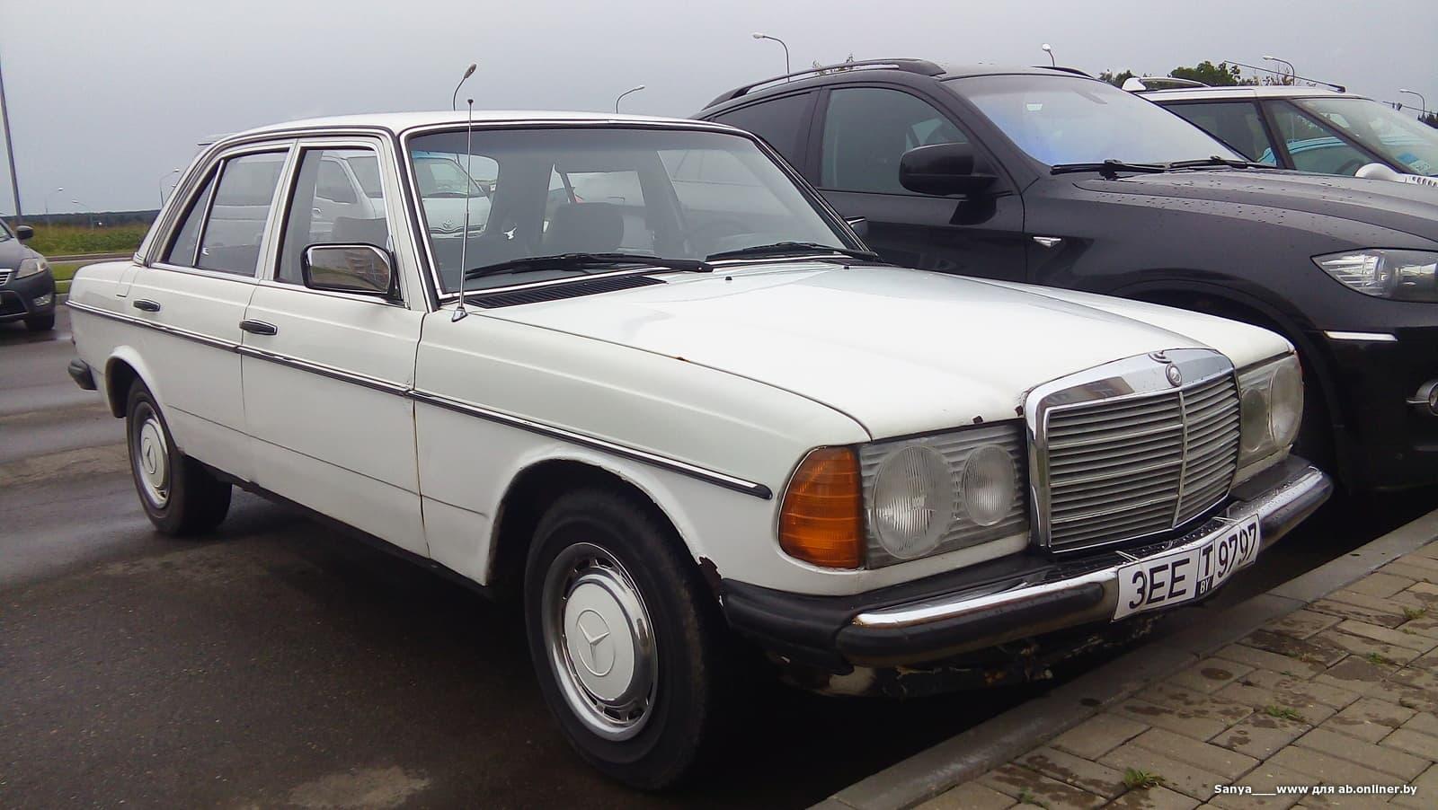 Mercedes-Benz E200 W 123