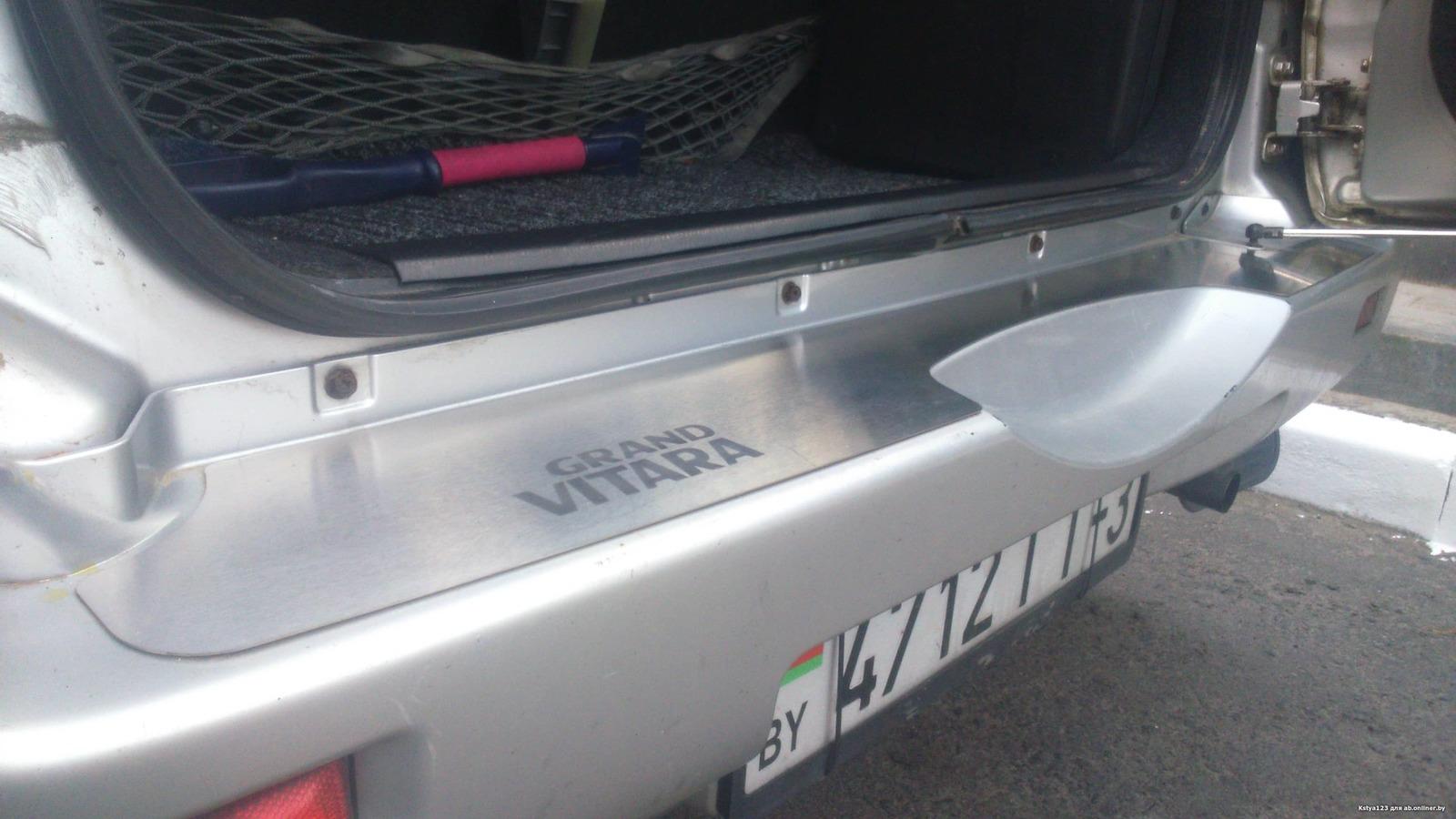 Suzuki Grand Vitara GT