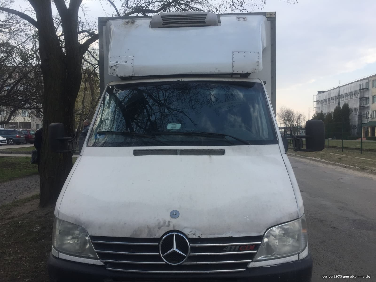 Mercedes-Benz Sprinter 411