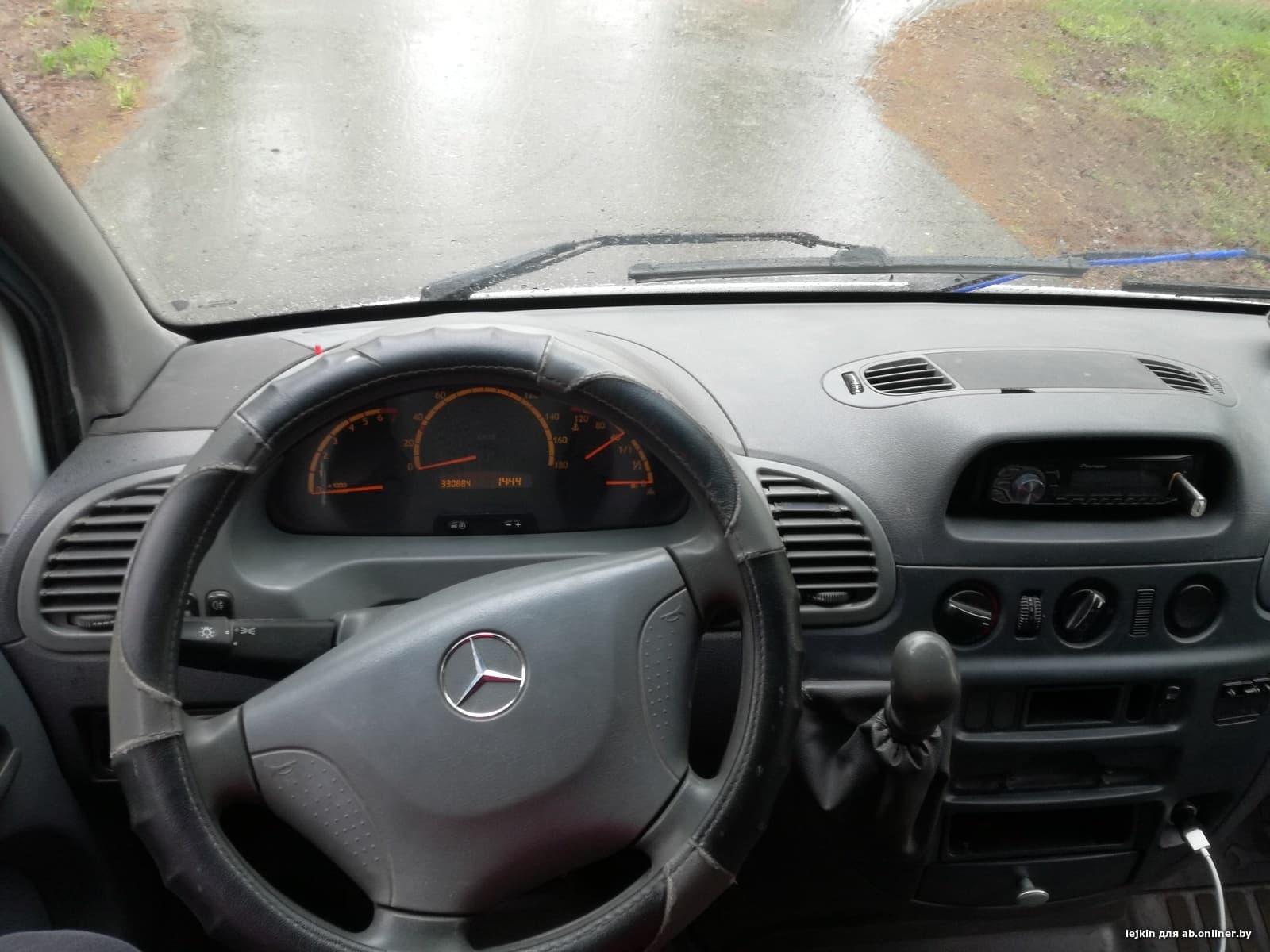 Mercedes-Benz Sprinter 313 MAXI