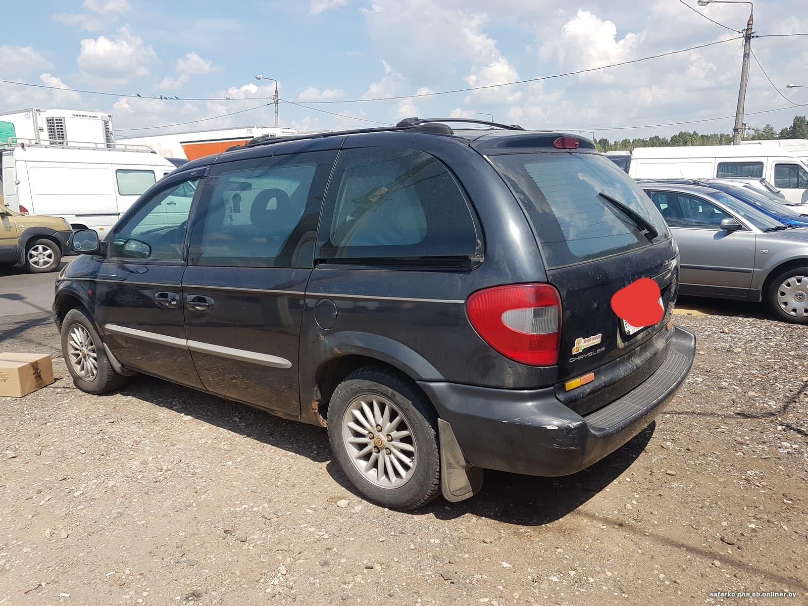Chrysler Voyager IV RG
