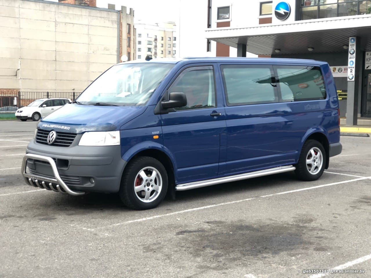 Volkswagen T5 Long