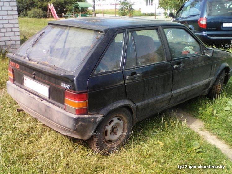 Seat Ibiza SX