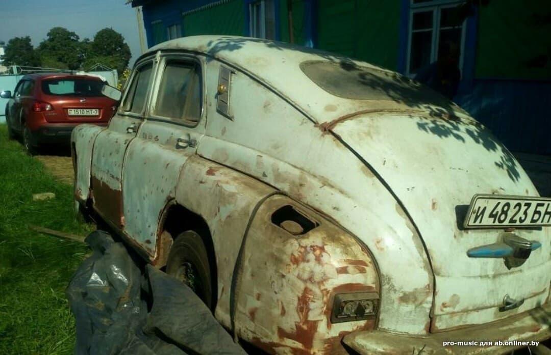 ГАЗ М20