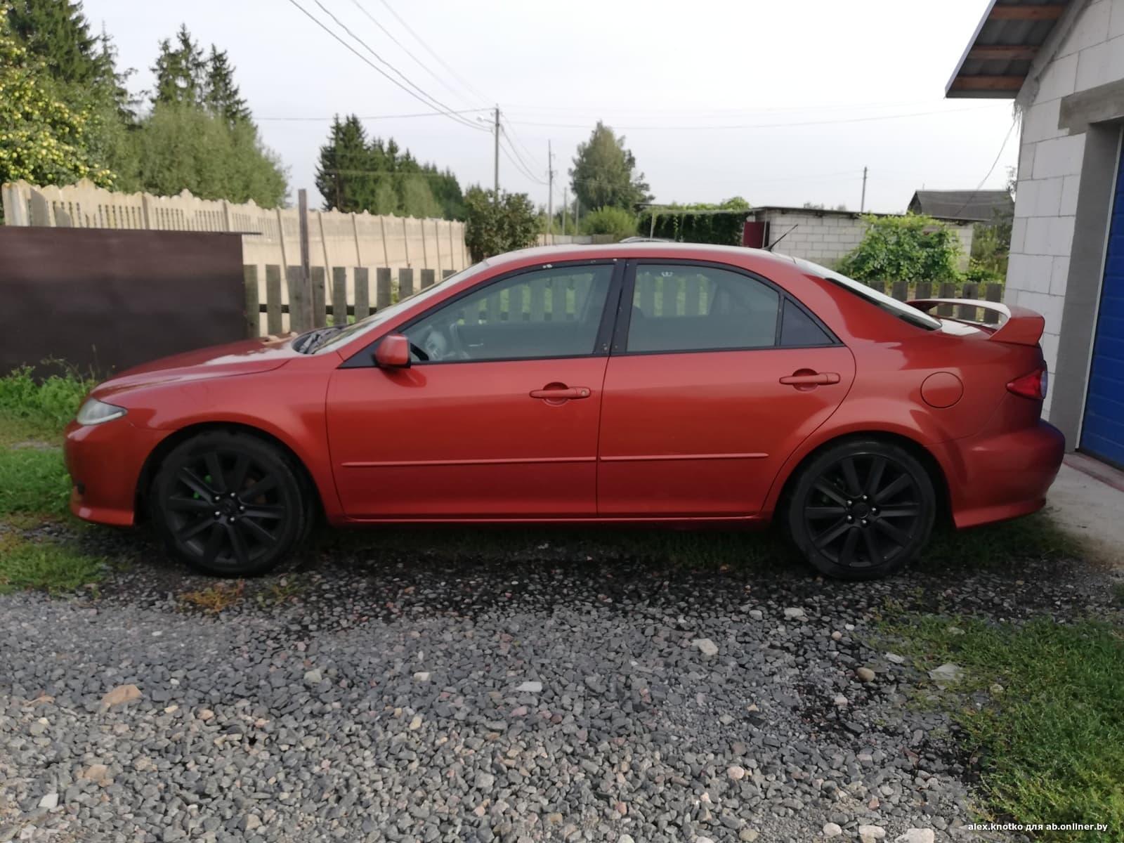Mazda 6 USA