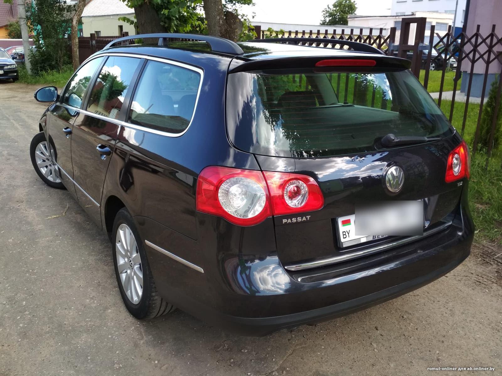 Volkswagen Passat В6