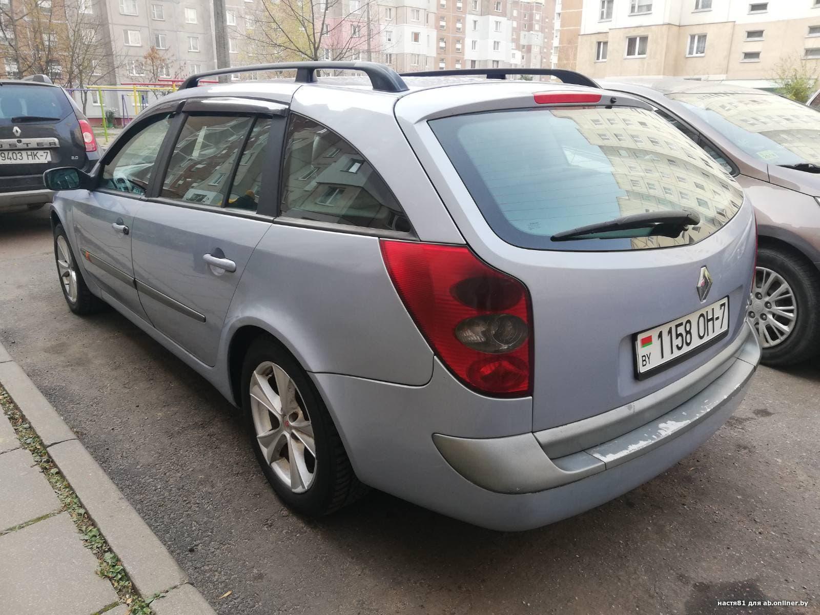 Renault Laguna TDI