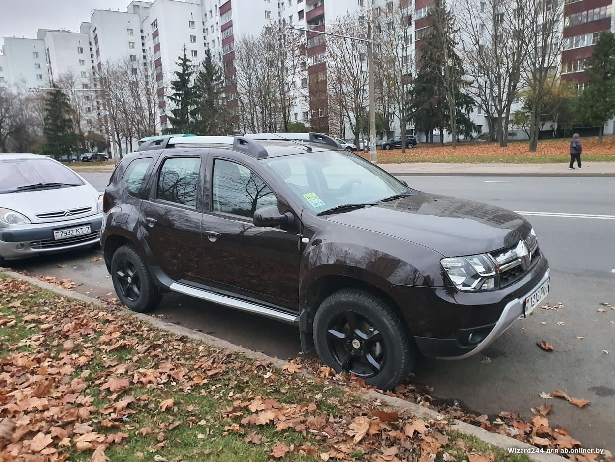 Renault Duster Drive +