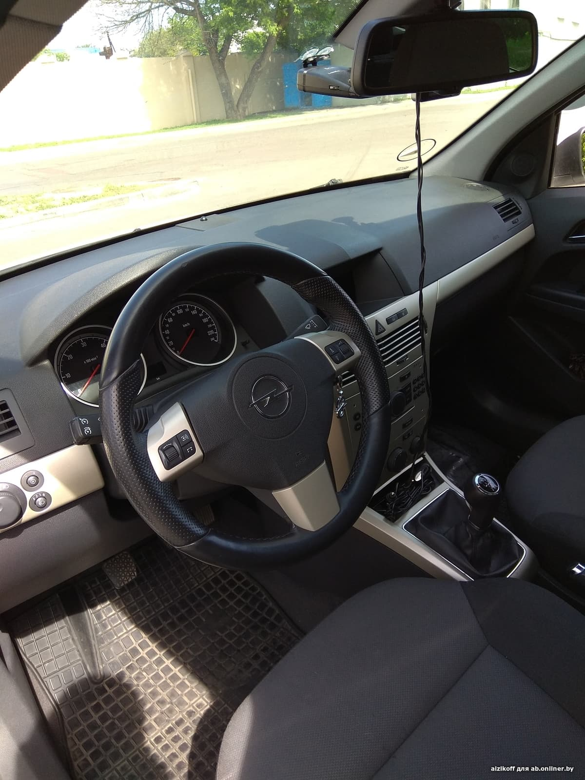 Opel Astra OPC Line
