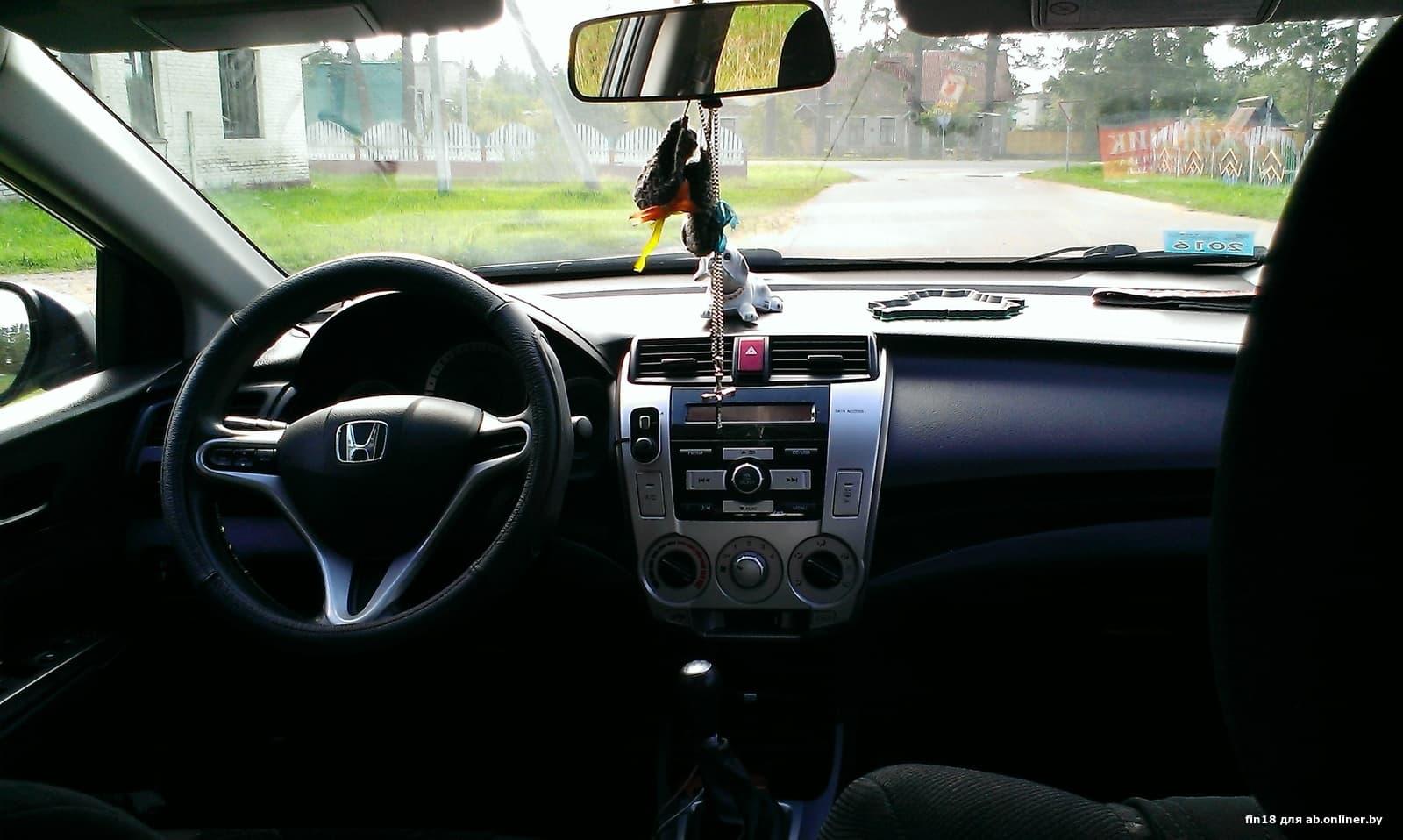 Honda Civic City