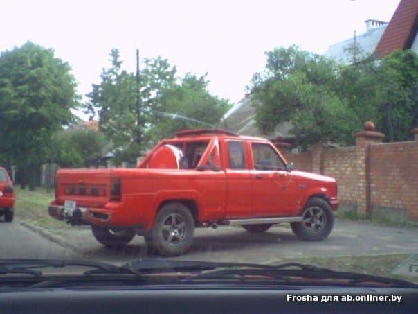 Ford Ranger LX