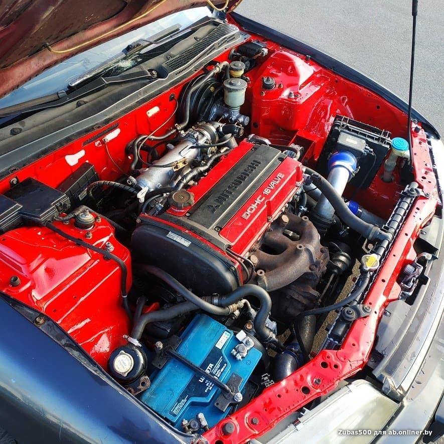 Mitsubishi Lancer Evolution Honda swap 4G63T (Evolution)