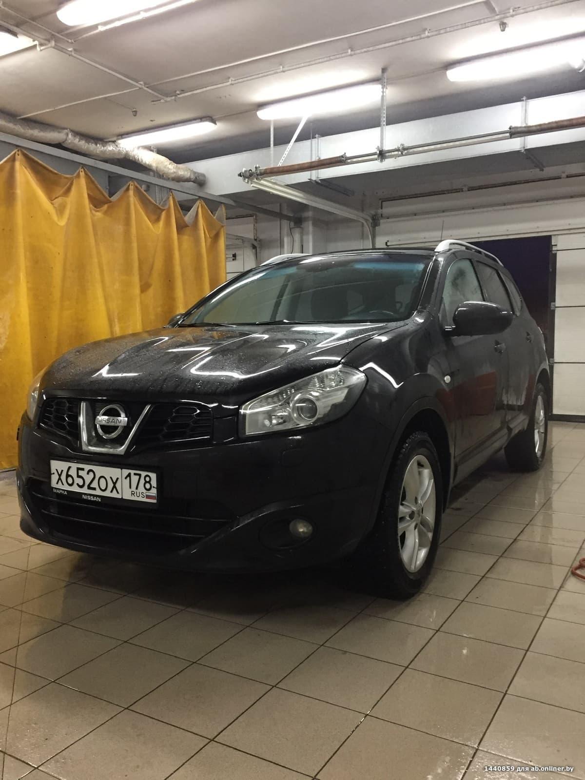 Nissan Qashqai+2 SE+